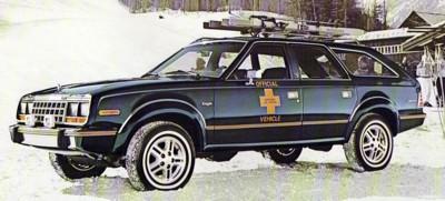 1983AMCEagleOfficialNationalSkiPatrol
