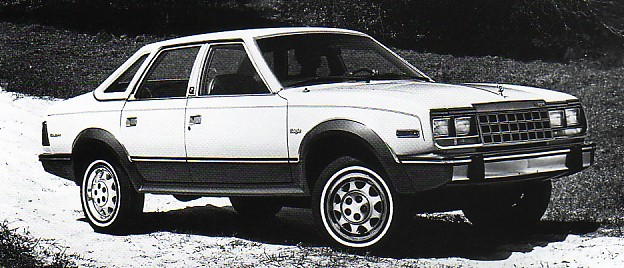1984AMCEaglefourdoorsedan