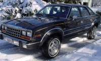 December 2005 – Eagle85's Wintery '84 Four Door