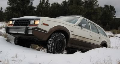 January 2008 – abqcarl's winter warrior wagon