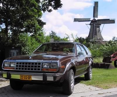 June 2008 – Jurjen's Dutch Treat AMC Eagle Wagon