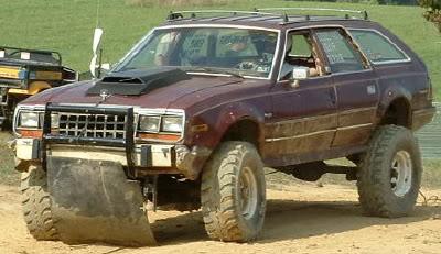 March 2005 – HornetPA and his Mud Thrashing Wagon