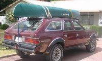 May 2006 – uardo's canoe haulin' wagon
