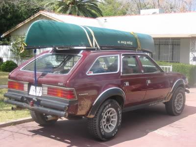May 2006 – uardo's canoe haulin' wagon