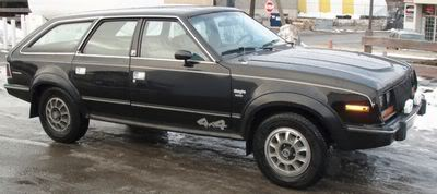 October 2007 – DESA's Sweet Black 5-Speed Wagon
