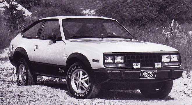 1981AMCEagleSX4