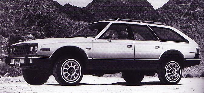 1981AMCEagleWagon