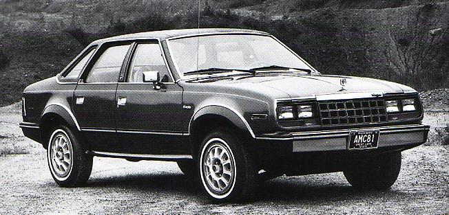 1981AMCEaglefour-door