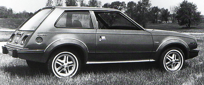 1982AMCEagleKammbackwithalloywheels