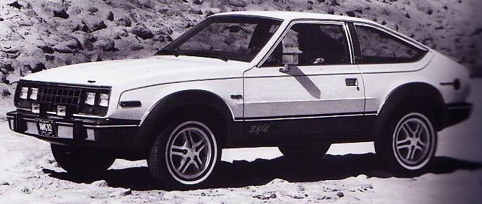 1982AMCEagleSX4