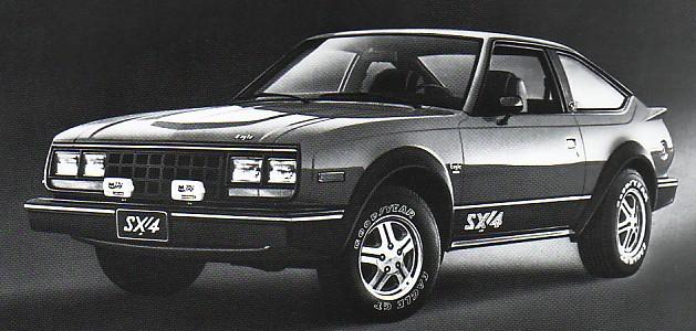 1983AMCEagleSX4