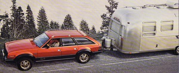 1983AMCEagleWagongwithTrailerTowingOption